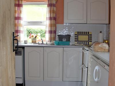 Martinshouse Holiday Cottage Kitchen