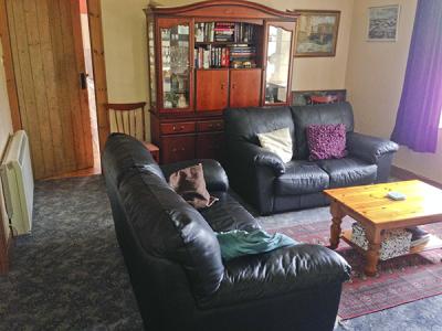 Martinshouse cottage living room